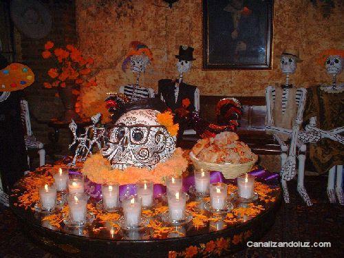 Dia de los Muertos - Altar de muerto - Mexico