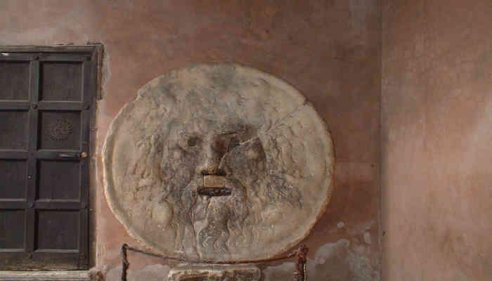 La boca di la verita roma - La finestra di fronte roma ...