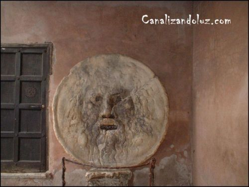 La boca di la Verita – Roma