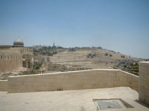ciudad vieja de Jerusalen