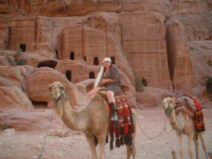 Brinda en camello