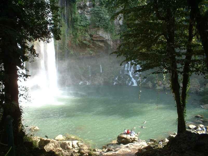 Chiapas-Palenque-Mi Sol Ha