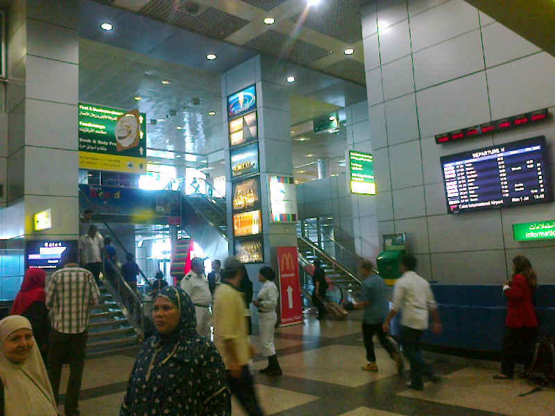 Aeropuerto de Cairo