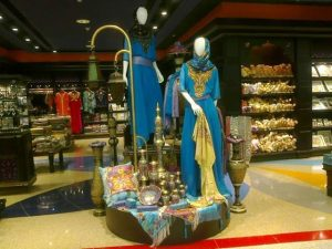 Dubai shop