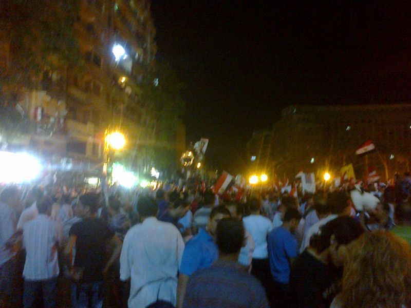 Plaza El Tahrir