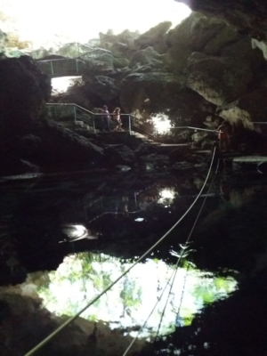 Sexualidad Sagrada - Caverna Los Tres Ojos, Santo Domingo - Republica Dominicana