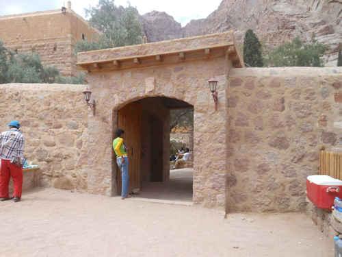 Monasterio de Santa Catalina en el Sinai