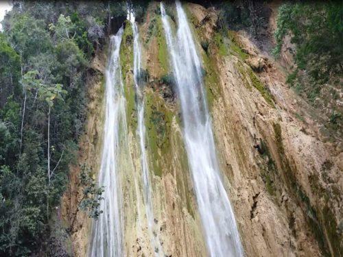 """El paraiso terrenal de Dominicana - Salto """"El limon"""""""