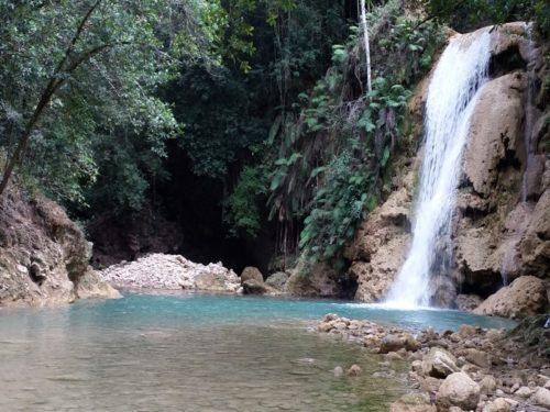 """El paraiso terrenal de Dominicana - Camino al Salto """"El limon"""""""