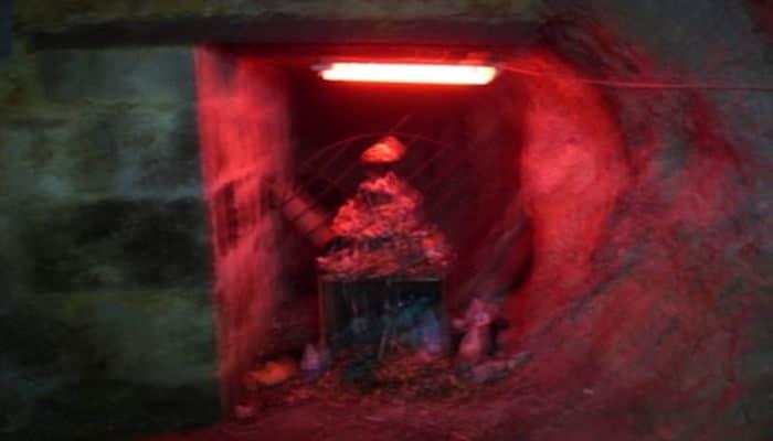 Virgen del Socavon, donde encontre al diablo