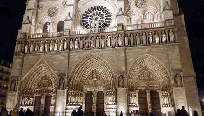 Notredame de Paris, un poderoso centro energetico